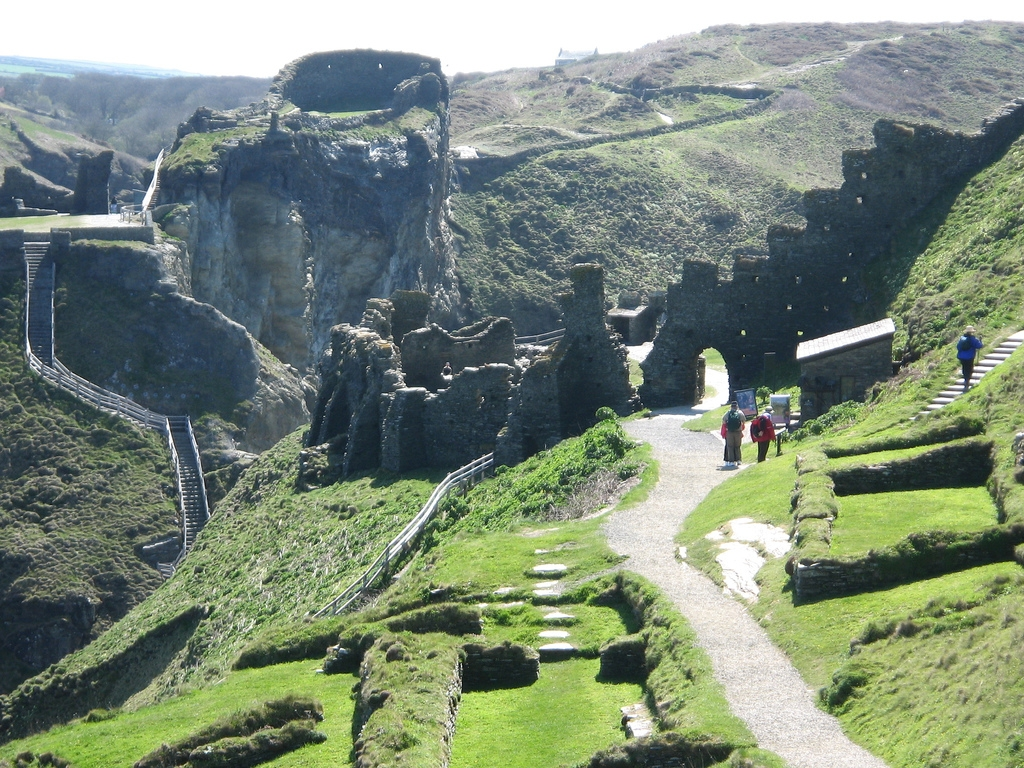 Tintagel c IDS Photos